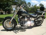 2009 Harley Davidson Fat Boy Chrome Edition